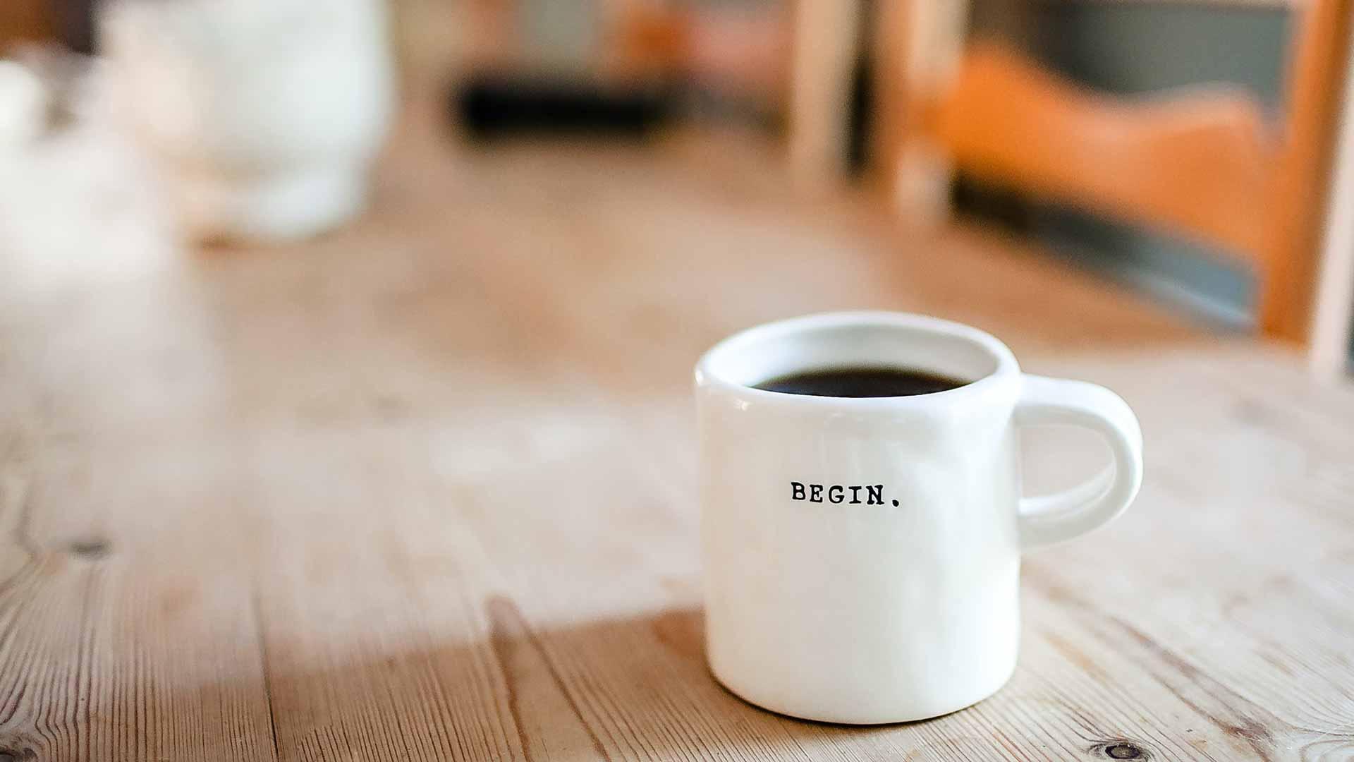 begin cup sm