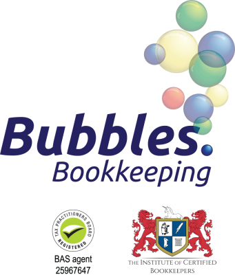 Bubbles Bookkeeping