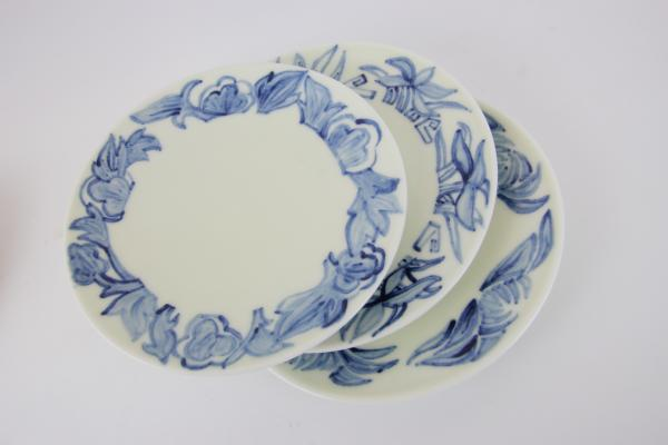 Chinese Design Plates