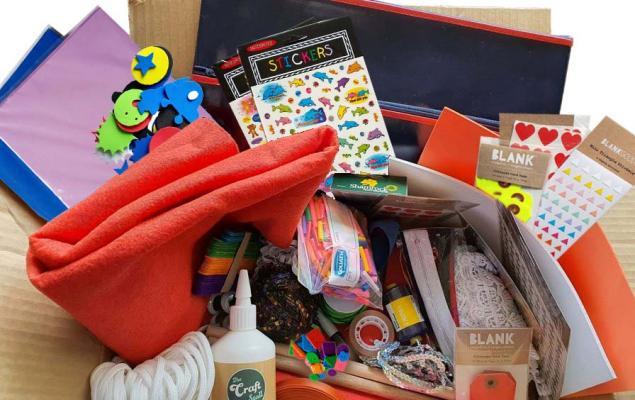 Craft Activity Box